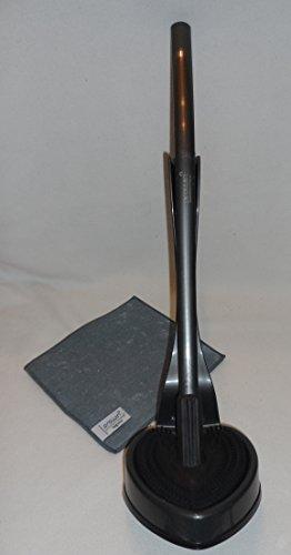ProWin V7 WC-Cleaner schwarz & Hygiene grau 20 cm X 22 cm