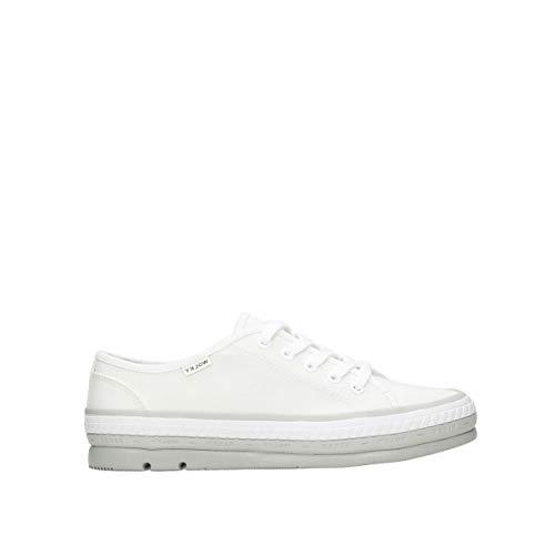 Wolky Comfort Sneakers Linda - 96100 weißes Canvas - 39