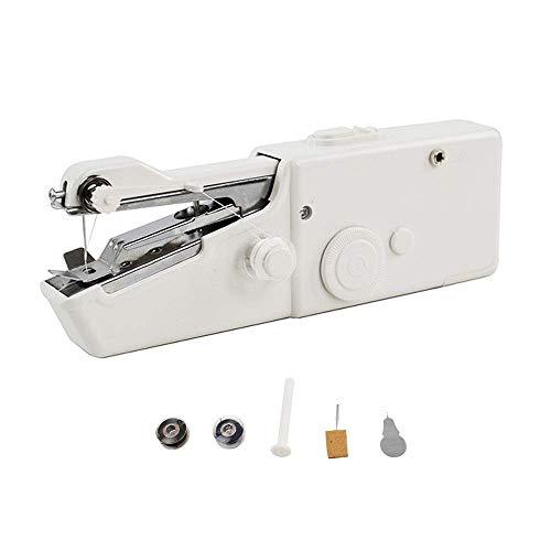 Mini-hand-naaimachine, draagbaar, elektronisch, praktisch snel, geschikt voor knutselen, reizen, mizeren Sewing Machine
