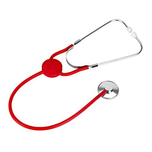 Theo Klein 4608 - Spiel-Stethoskop aus Metall, Spielzeug