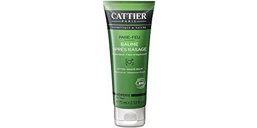Cattier Baume Après-Rasage Pare-Feu 75 ml- Bio