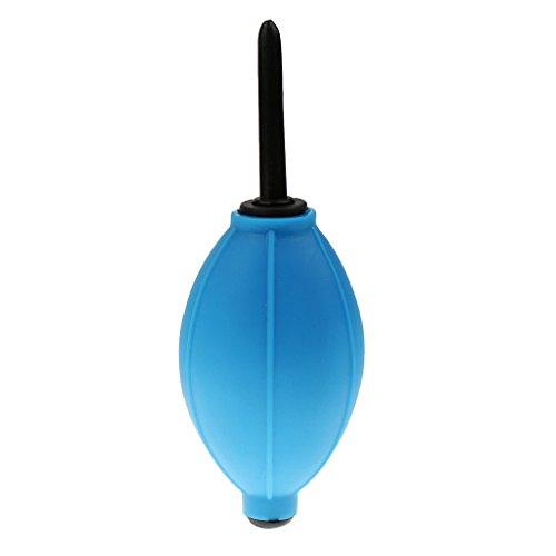 Pompe à Air Outil Sèche Colle pour Décoration de Cils Extension - Bleu