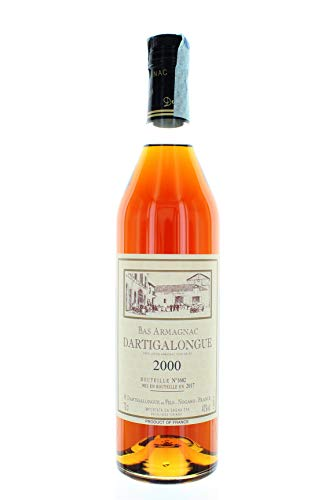 Bas Armagnac Dartigalongue Milles.2000 Cl 70