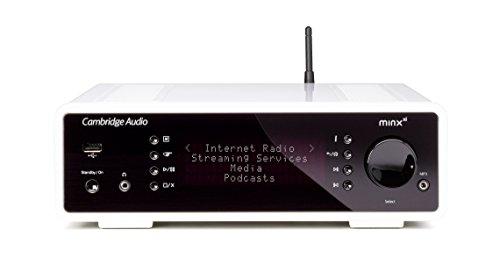 bester der welt Digitales Musiksystem Cambridge Audio Minx XI, Weiß 2021