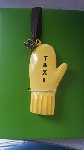 Kate Spade New York Taxi Mitten Ornament