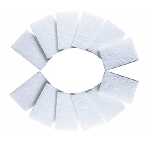 Soins Personnels Kit Ventilateur Filtre Coton Ultrafines De Rechange Filtre Anti-poussière 12pcs
