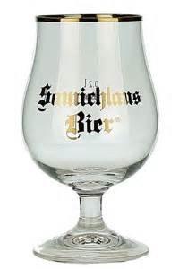Samichlaus (Brauchtum) Bier Glas