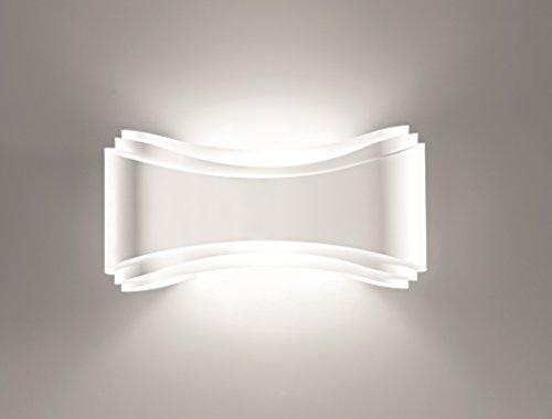 Selene ionische Applique 120 W, Weiß