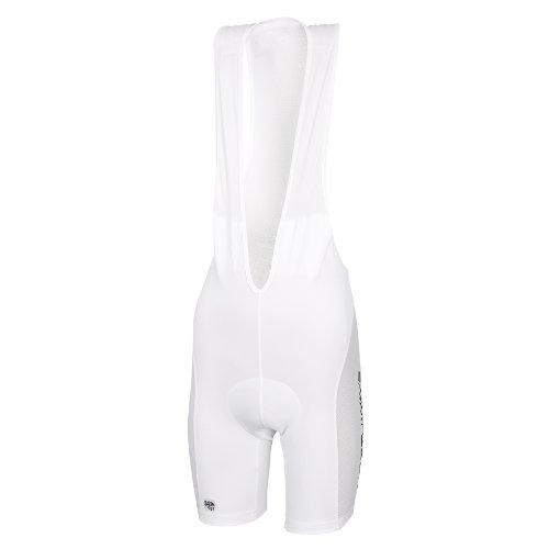 Northwave 89121086-50 - Culote de ciclismo, color blanco, talla XXXL