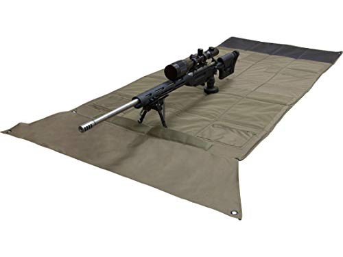 MidwayUSA Pro Series Gen 2 Competition Shooting Mat Olive Drab