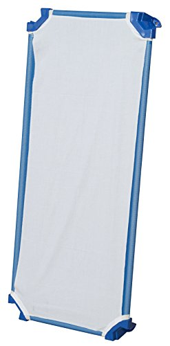 Wood Designs 87891 Toddler Size Cotton Cot Sheets, White (Pack of 6)