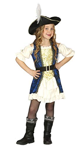 Fiestas Guirca Enfant Costume de Pirate Privateer