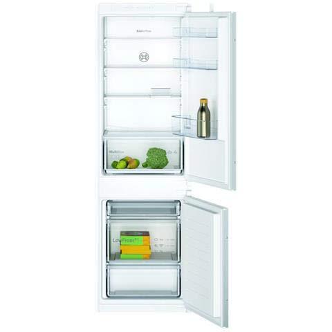 Frigorifero Combinato Low Frost, Installazione Incasso, 265 litri, A+