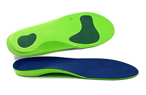 Orthotic Insoles Arch Support Back heel Pain Treatment of Plantar fasciitis (7-8.5 UK)