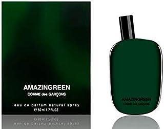 Comme De Garcons Amazing Green by Comme Des Garcons for Unisex Eau de Parfum 50ml