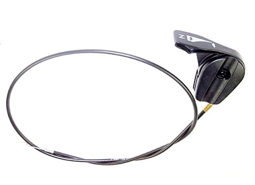17850-VG3-D01 HONDA Genuine Mower Throttle Lever Cable for HRR216, HRS216, HRT216, HRZ216