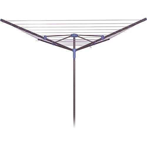 Strata Outdoor Rotary Dryer Clothes Line (164', Aluminium)