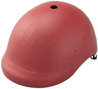 nicco ニコ BEAT.le(ビートル) キッズヘルメット マットレッド キッズL(52-56cm)