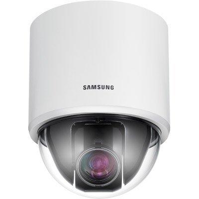 f7a12–Samsung scp-2250CCTV domo PTZ Cámara 600TVL IR filtro de corte 25x óptico Zoom día y noche