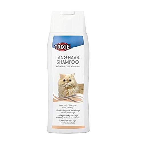 Trixie 29191 Langhaar-Shampoo, Katze, 250 ml