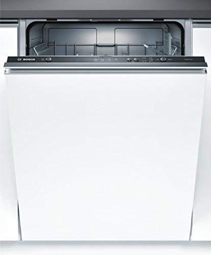 Bosch SBV24AX00E Serie 2 XXL-Geschirrspüler Vollintegriert / A+ / 60 cm / 92,5 cm Nischenhöhe / 290 kWh/Jahr / 12 MGD / Silence / InfoLight / VarioBesteckkorb