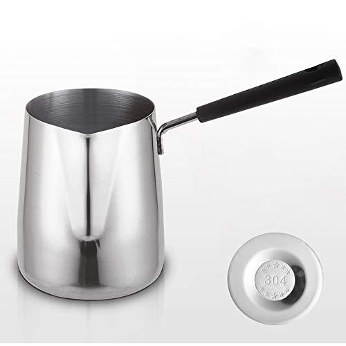 Verdikte 304 Roestvrijstalen Puntige Koffiemachine, Koffiepot Met Lange Steel, Is Een Onvermijdelijke Keuze Voor De Gezinskeuken