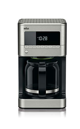 Braun BrewSense Drip 12-Cup Stainless Steel Coffeemaker - $87.96 Shipped