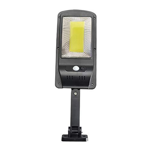 Baoblaze Lámpara de Calle LED con Energía Solar para Exteriores IP65 a Prueba de Agua Fácil de Instalar con Tornillos - 100W
