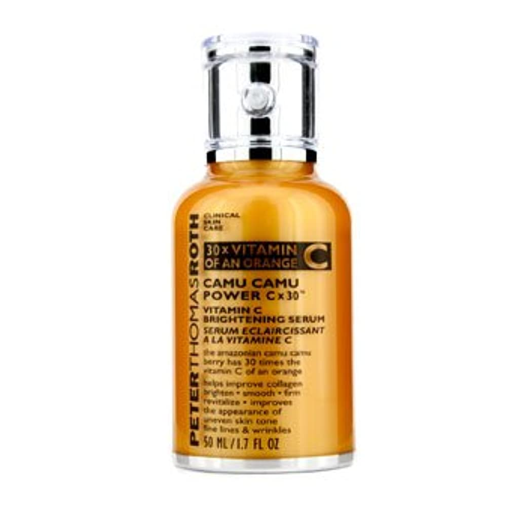 口スマイル読書をする[Peter Thomas Roth] Camu Camu Power Cx30 Vitamin C Brightening Serum 50ml/1.7oz
