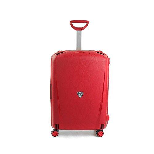 Roncato Trolley Moyen Taille 68Cm 4R Rigide Light - cm. 68 x 48 x 27 Capacité 80 L, Organiseur...
