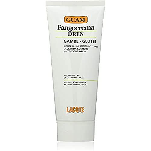 crema anticellulite guam gambe-glutei Guam Fangocrema Dren (Active Mud Cream) 200ml