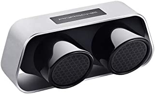 Porsche Design 911 Speaker - High-end Bluetooth Speaker - Silver