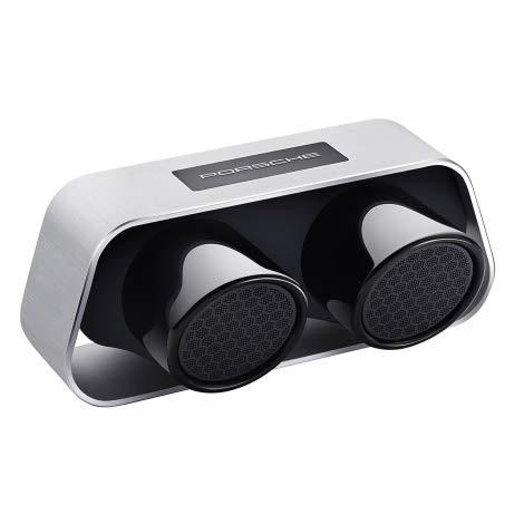 Fantastic Prices! Porsche Design 911 Speaker - High-end Bluetooth Speaker (Silver) - International V...