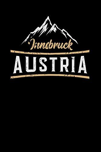Innsbruck, Austria: Innsbruck Journal | Austrian Skiing Holidays Book