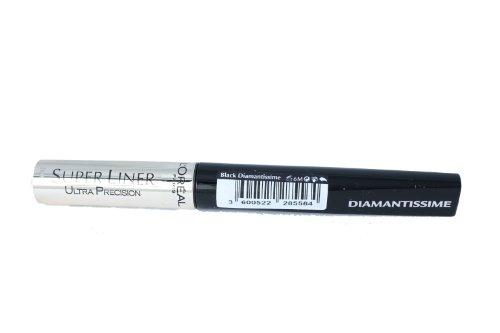 L'Oreal Super Liner Ultra Precision Eyeliner - Black Diamantissime (Black Diamond)