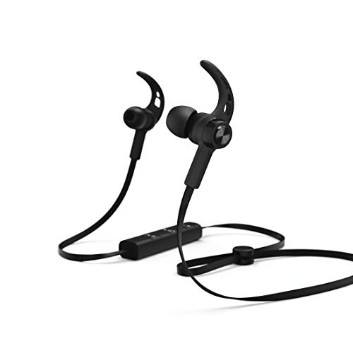 Hama Bluetooth®-Kopfhörer Connect, In-Ear, Mikro, Ear-Hook, Schwarz