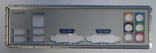 HP Pavilion P6-2256EG - Blende - Slotblech - IO Shield #303045