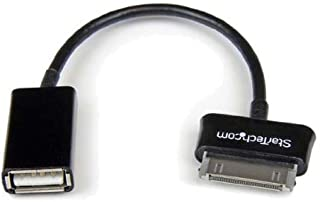 StarTech.com USB OTG Adapter Cable for Samsung Galaxy Tab - Connect USB Devices to Samsung Galaxy Tab