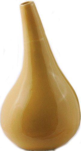 Vase Bouteille Haut Irrégulière Poire 23 Cm X 41 Cm de Haut en Céramique