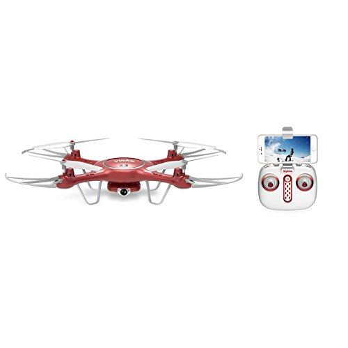Syma Drone 28285 X5UW con cámara...