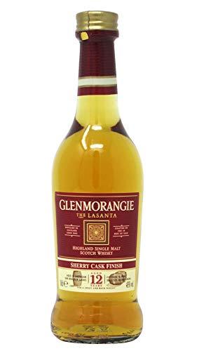 Glenmorangie - Lasanta Sherry Cask Finish 10cl Miniature - 12 year old Whisky