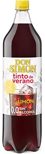 Don Simón Tinto de Verano con Limón sin Alcohol- 1,5 L