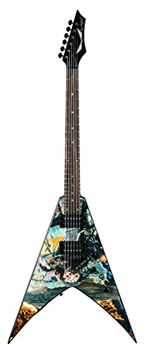 Dean Guitars Gitarre Dave Mustaine United Abomination (Flying-V-Form)