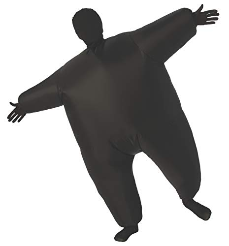 Rubie's Child's Inflatable Full Body Suit Costume, Black, One Size