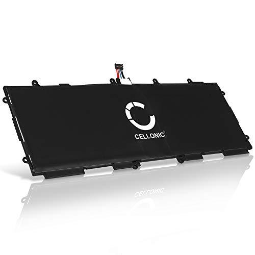 CELLONIC® Ersatz Akku SP3676B1A für Samsung Galaxy Tab 10.1 (GT-P7500/GT-P7511) / Tab 2 10.1 (GT-P5100/GT-P5110) / Note 10.1 (GT-N8000/GT-N8010) 7000mAh Ersatzakku für Tablet PC Batterie Tabletakku