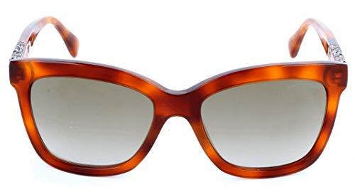 Lavin Lanvin Sonnenbrille SLN720S 711X 54 18 140 Gafas de sol, Marrón (Braun), 54.0 para Mujer