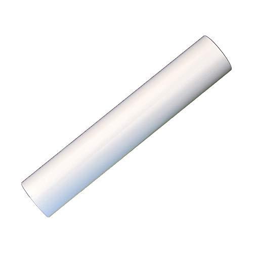 PVC Pipe Sch40 4 Inch (4.0) White Custom Length - 5FT