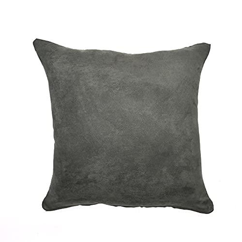 Cuscini,Soffice e Morbido, Traspirante per Sonno Profondo,adatto per Dormire in Tutte Le Posizioni -Grigio_40 * 40 cm.
