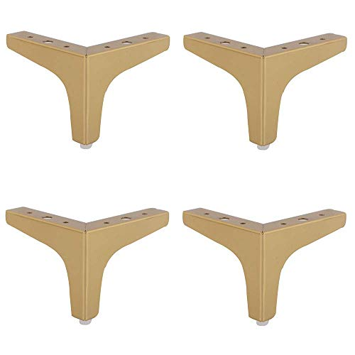 Pies de Muebles de Hierro Forjado/Patas de sofá Doradas/Patas de gabinete de...