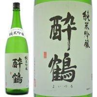 茨城県 石岡酒造 純米吟醸 酔鶴 (よいづる) 1800ml